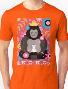 Koko the Gorilla  Unisex T-Shirt