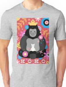 Koko the Gorilla  T-Shirt