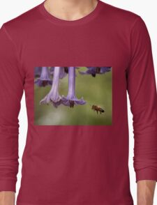 Busy bee, Somerset, Tasmania,  Australia. Long Sleeve T-Shirt