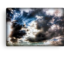 Glory in the Highest Metal Print