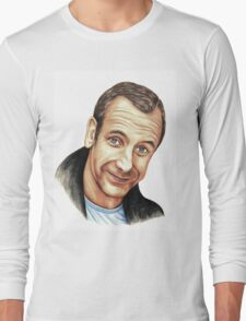 Robson Green Long Sleeve T-Shirt