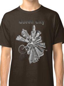 Charlotte, black and white Classic T-Shirt