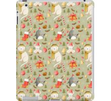 Christmas Pattern iPad Case/Skin