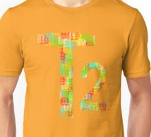 T2 Multi Colour Campervan Unisex T-Shirt
