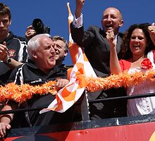 Blackpool  FC Victory Parade by JacquiK