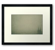 Paris Framed Print