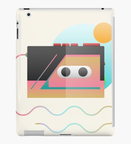 Summer Rhythm iPad Case/Skin