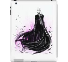 The dark one iPad Case/Skin