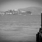 Alcatraz Island by Niek Broens