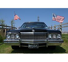 1972 Cadillac Fleetwood Photographic Print