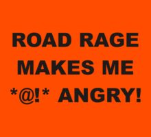 ROAD RAGE by Rosetta Jallow