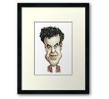 Jeremy Clarkson Framed Print