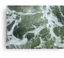 Water Texture Canvas Print