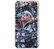 """""""I am a deeply superficial person""""- Andy Warhol iPhone Case/Skin"""