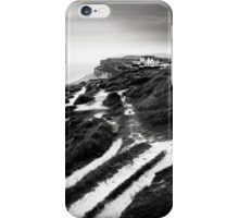 coastal path iPhone Case/Skin