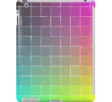 Rainbow squares iPad Case/Skin