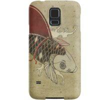 koi shark fin 03 Samsung Galaxy Case/Skin