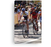 Amgen Tour of California Canvas Print