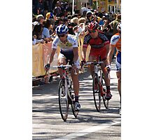 Amgen Tour of California Photographic Print