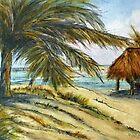 Caribbean Playa by Betty Burnitt