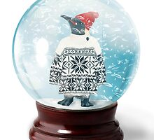 Snow Globe 6 by Margaret Orr