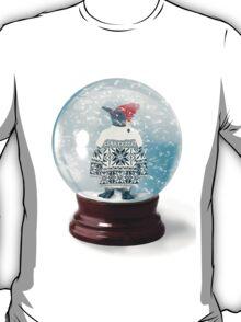 Snow Globe 6 T-Shirt