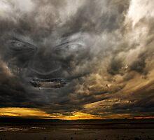 Angry Sky by Tony Steinberg