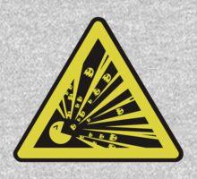 Indulgence explosion warning One Piece - Long Sleeve