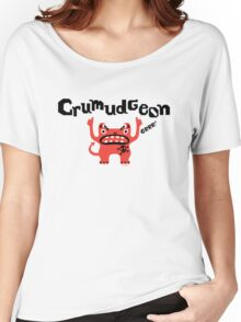 Curmudgeon on light Women's Relaxed Fit T-Shirt