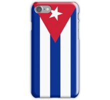 Cuba Flag - Cuban National Flag T-Shirt Sticker iPhone Case/Skin