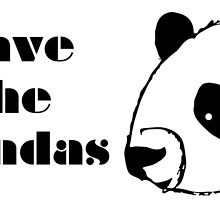 Save the Pandas by btodd14