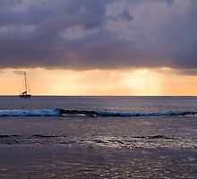 At Anchor by Explorations Africa Dan MacKenzie