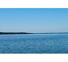 Mount Vernon's Water View Photographic Print