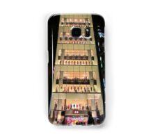 UNIQLO Ginza Streetscape, Chūō, Tokyo Samsung Galaxy Case/Skin