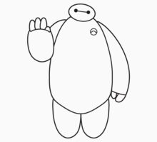 BAYMAX! :D Kids Clothes