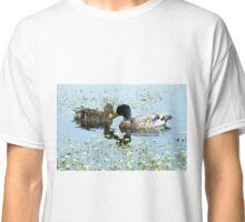 Romantic Ducks Classic T-Shirt