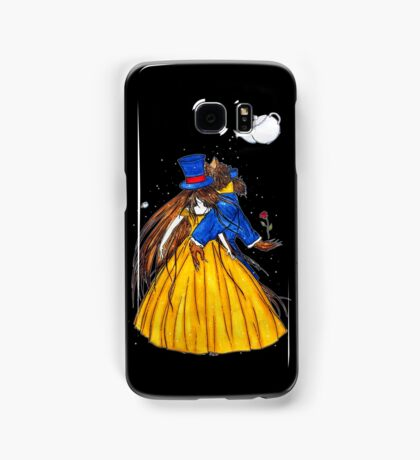 Who is the Mad Hatter ? Beauty and the Beast Samsung Galaxy Case/Skin