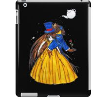 Who is the Mad Hatter ? Beauty and the Beast iPad Case/Skin