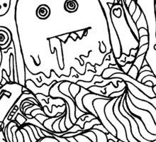 Pop Monster Sticker