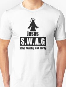 SWAG Serve Worship And Glorify Jesus T-Shirt