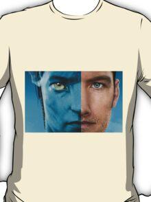 Man face portrait T-Shirt