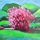Springtime in the Park by marlene veronique holdsworth