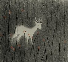 Deer by LinetteNo