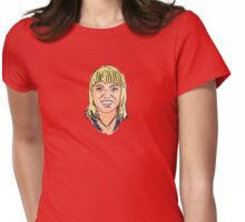 Jackie Marston Illustration Womens Fitted T-Shirt