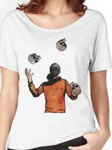 The Juggler Women's Relaxed Fit T-Shirt