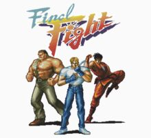FINAL FIGHT CD Kids Clothes