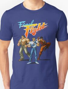 FINAL FIGHT CD Unisex T-Shirt