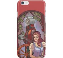 Rumpel and belle iPhone Case/Skin