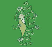 as Snug as a Bug in a Rug Baby Tee