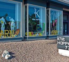 Knit Happens by Barb White